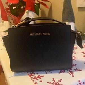 Michael Kors Selma Mini Crossbody